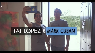 Mark Cuban & Tai Lopez: 19 Lessons From Having A Billionaire Over At The House For 4 Hours(Disclaimer: Results may vary. This cannot be expected or guarantee. This is a case by case for each user. Self-made billionaires are no joke. Billionaire Mark ..., 2015-11-25T07:07:16.000Z)
