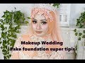 Makeup Wedding dengan foundation super tipis | AYYUNAZZUYYIN