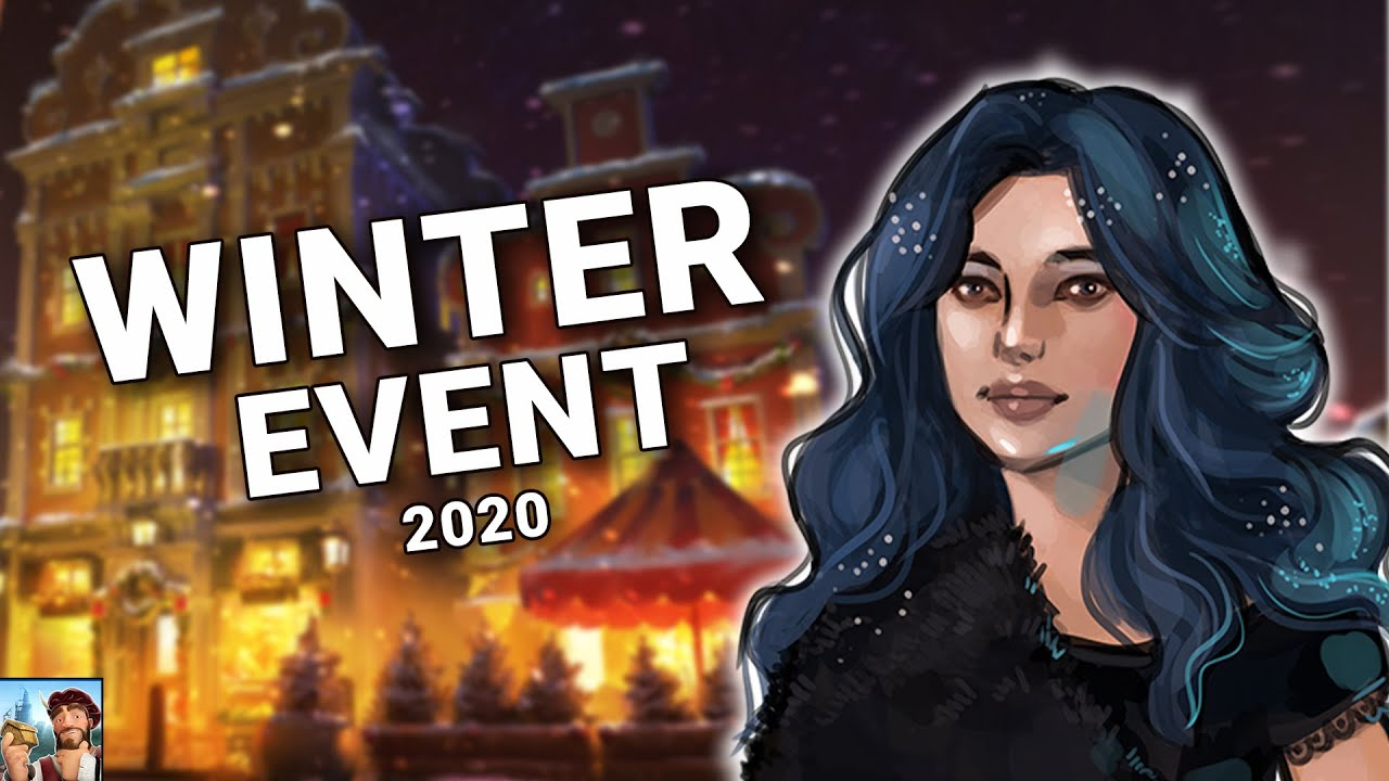 Time to get your Winter Bakery! | Winter Event 2020 | Forge of Empires