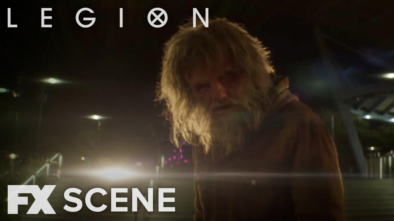 Download Legion   Season 2 Ep. 6: Homeless David Scene   FX