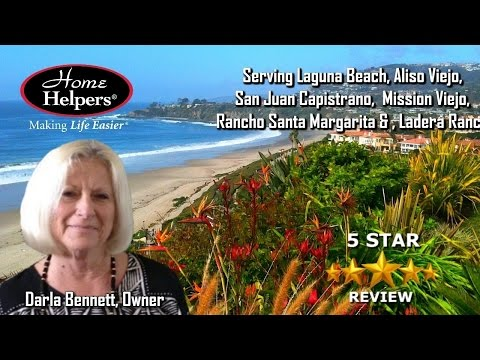Home Care Services Laguna Niguel   Home Helpers Home Care   (949) 218-6706    Amazing 5 Star Re...