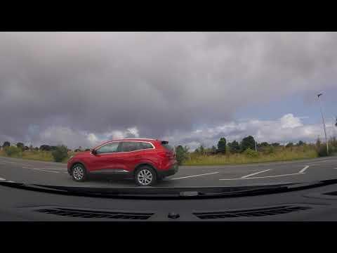 Driving around the Scotland Highlands, United Kingdom