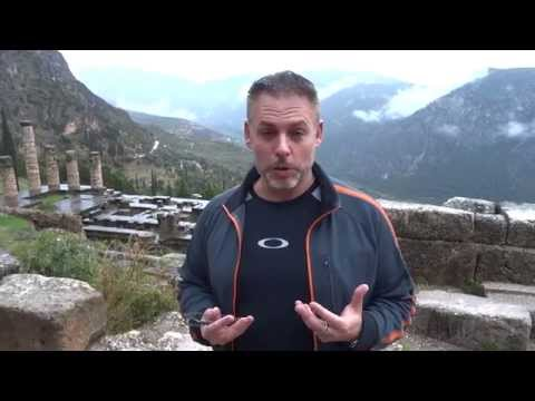 Greece Travelogue Guide Clip 2: The Oracle of Delphi