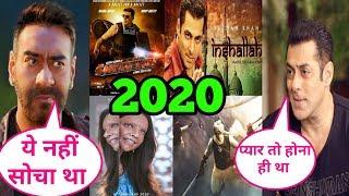 Upcoming Bollywood Movies 2020, किया होगा जब आपस में टक्कर होगी बड़े सितारों की