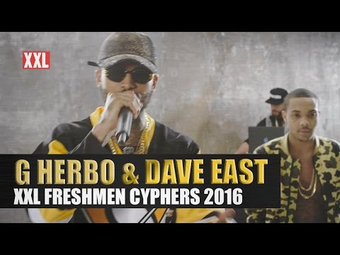 G Herbo & Dave East's 2016 XXL Freshmen Cypher