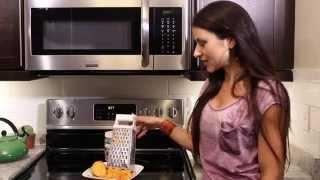 Bikini Model Cookbook: Sweet Potato Hashbrowns