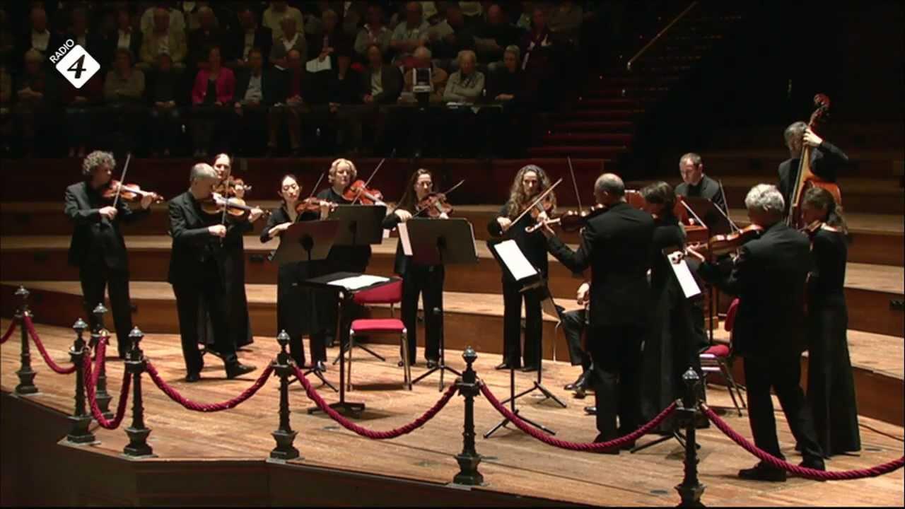 Vivaldi  Concert voor strijkers RV 156 - HD Live Concert -  Concerto Köln - Concertgebouw Amsterdam