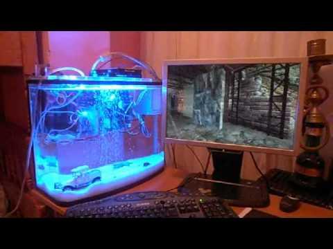 Mineral Oil Aquarium Pc 2012 Youtube