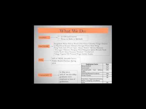 Global Health Webinar