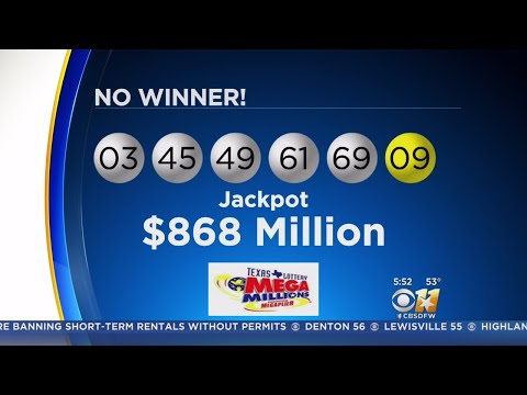 Jeff K - Mega Millions Jackpot Now Large Enough For Me To Play