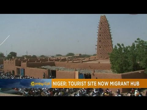 Niger's Agadez tourist site now migrant hub [Grand Angle]