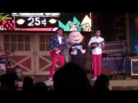 """""""Woodstock's Music Festival"""" 6:45 show 1/28/18 @ Knott's"""