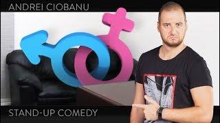 Andrei Ciobanu - Sexul e mai nasol pentru femei (stand-up comedy Club 99)