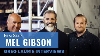 Greg Laurie Interviews Mel Gibson at the SoCal Harvest