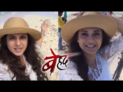 Jennifer Winget Aka Maya Of Beyhadh SPECIAL MESSAGE For Fans | Mauritius Vacation