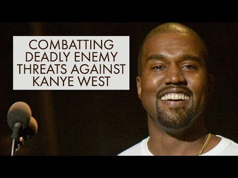 Combatting the Enemy's Deadly Threats Against Kanye West