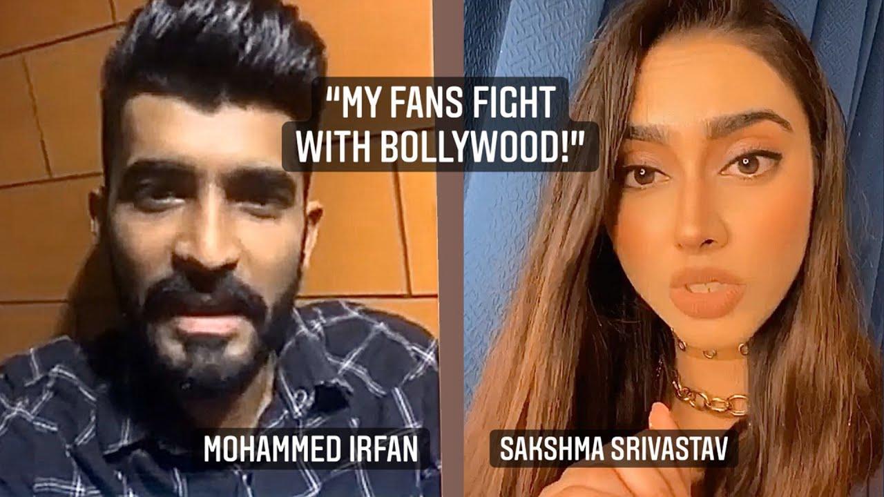 I don't want a GRAMMY! – Mohammed Irfan   Sakshma Srivastav