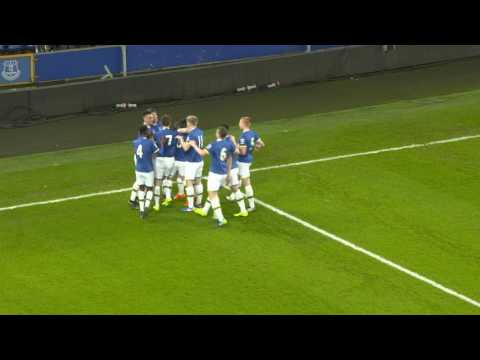 Everton U23s 2-0 Southampton U23s