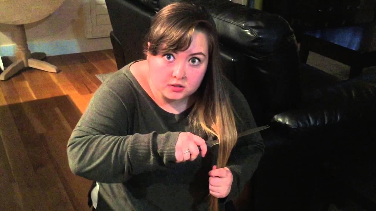 Sarah Cuts Her Hair Like Mulan YouTube