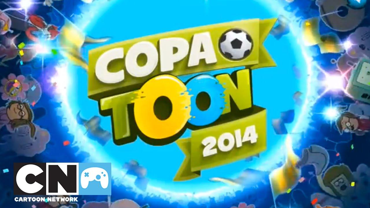 Copa Toon 2014   Игри   Cartoon Network - YouTube