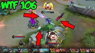 Mobile Legends WTF | Funny Moments 106