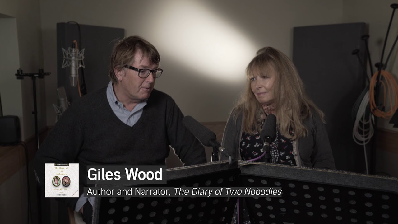 The Diary of Two Nobodies | Giles Wood and Mary Killen