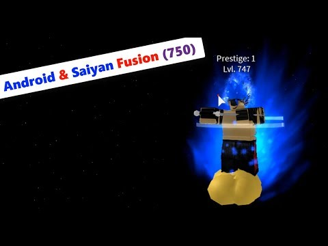 Lvl 750 Fusion With Uncle Kizaru (Android & Saiyan) | Dragon Ball Z Final Stand