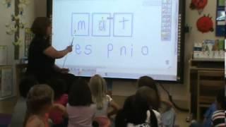 THE KIDS BAY LEARNING CENTER SMART BOARD DEMO