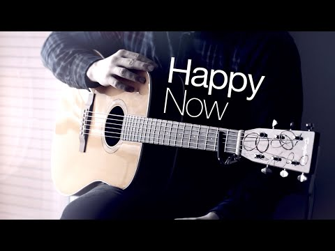 Kygo - Happy Now | Fingerstyle Guitar Cover