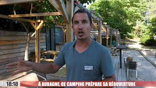 A Aubagne, le camping Le Garlaban espère sauver sa saison