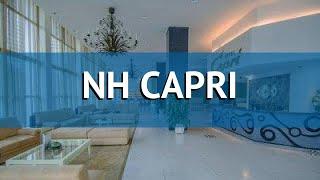 NH CAPRI 4* Куба Гавана огляд – готель НХ КАПРІ 4* Гавана відео огляд