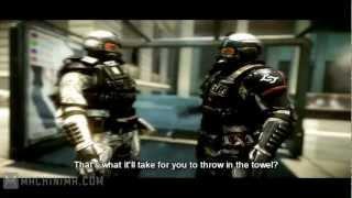 Реальные Напарники (Crysis 2 Machinima) RUS DUB