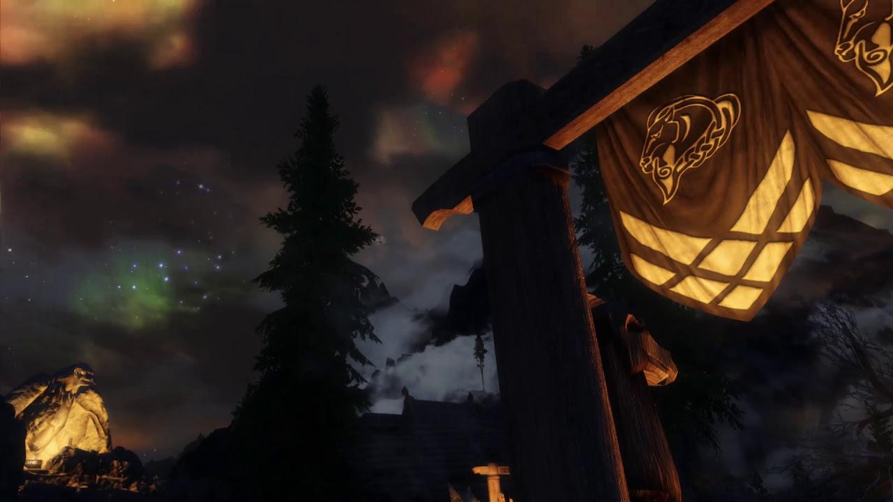Skyrim VR with 300+ mods