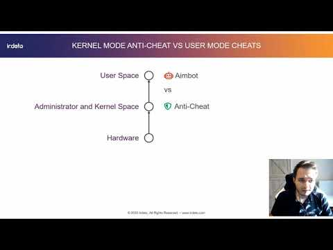 Webinar Irdeto / Gamasutra: What it takes to catch a cheater in 2020