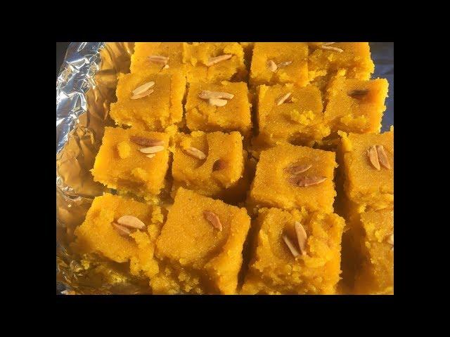 Delicious Sri Lankan Rava Kesari/Semolina Sweet by Genie Mum