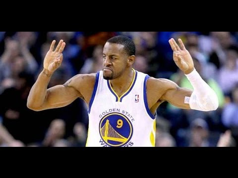 Andre Iguodala Clutch Moments on the Warriors