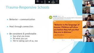Back to School with Better Behavior ECHO: Session 3