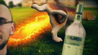 Огненное Ссанье Собаки (История Водки)