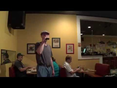 Gambino Brothers Karaoke - Head-bobbing galore!