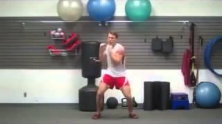 6 Dakikalık Göbek Eritme Egzersizi