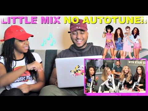 Little Mix | REAL VOICE (WITHOUT AUTO-TUNE) Reaction!!!