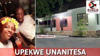Nandy Ka Miss Penzi la Ruge/Ashindwa Kujizuia Nyumba Aliyojengewa na Ruge Yupo mwenyewe