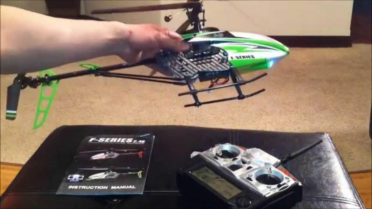 MJX F645 F45 Aerial Camera Review