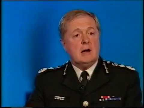 Ian Blair Police Speech 2005