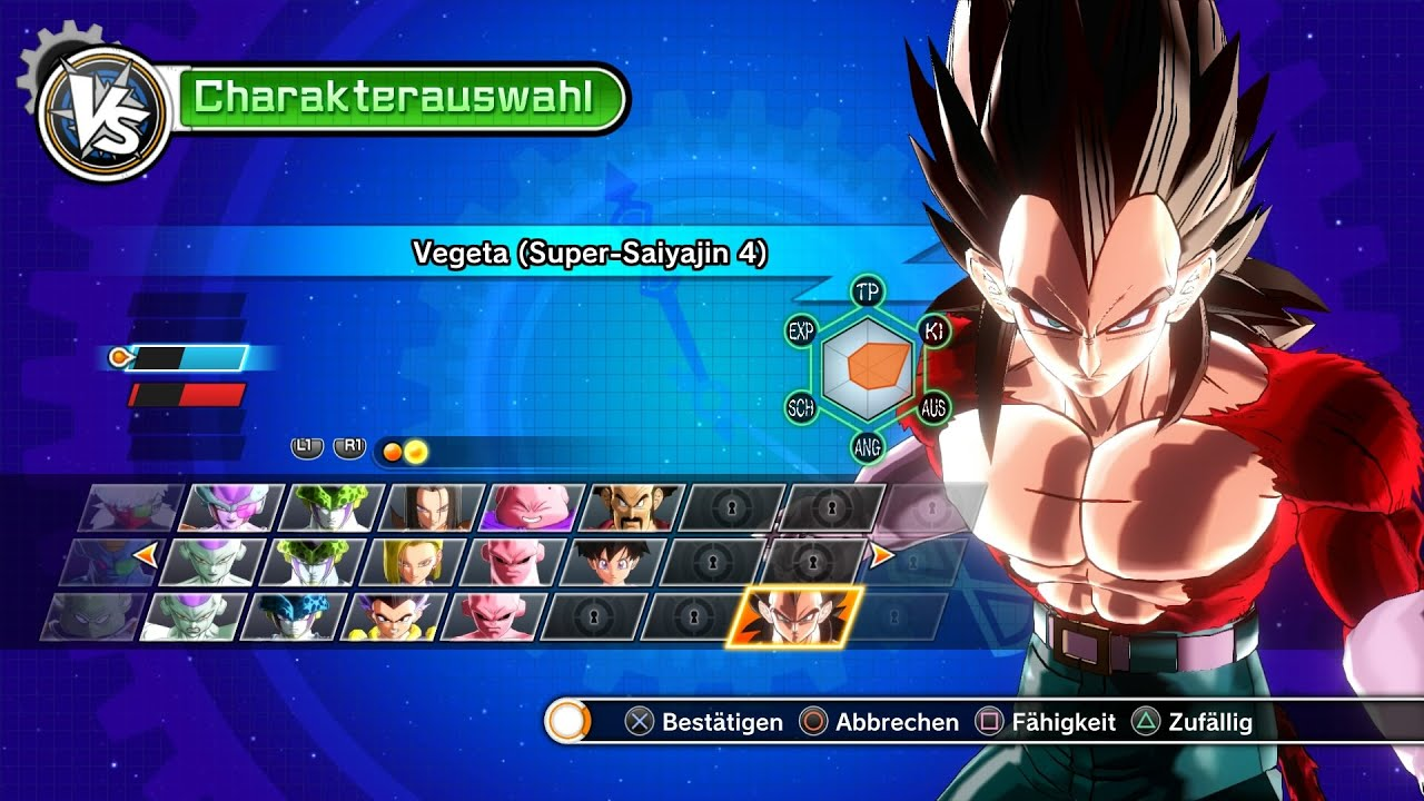 Dragon ball xenoverse ssj4 vegeta dlc vs super buu - Dragon ball xenoverse ss4 vegeta ...