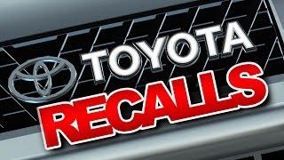 [Bạn có biết]Nếu không làm thu hồi#C0M.Xe Toyota có thể bị cháy.#268.