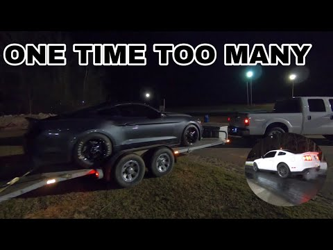 Opening night at the local dragstrip | Things don't go as planned!