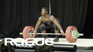 2018 Arnold Classic -  Olympic Lifting Highlights  / 8K