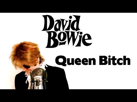 David Bowie - Queen Bitch Lyrics - YouTube