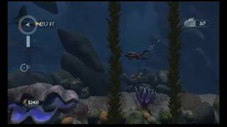 Thor Plays Dive: The Medes Islands Secret (Wii): Part 4